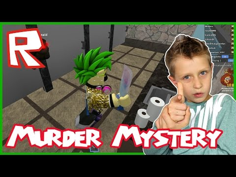 Roblox Murder Mystery / Bad Luck