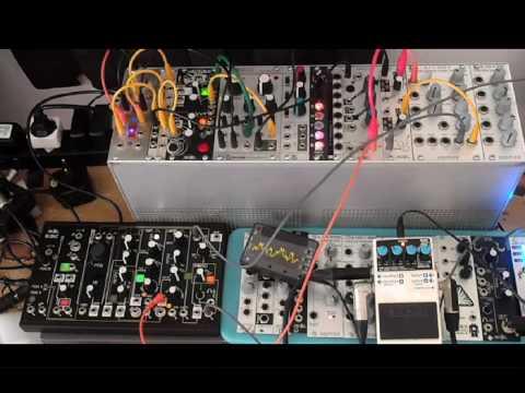 Xfer Cthulhu / Make Noise 0-Coast / Mutable Instruments Rings - take7