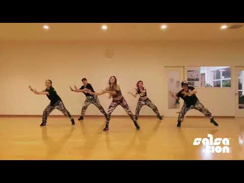 Girl like me-black eyed peas & shakira/ SALSATION®︎ choreography by SMT Grace Casalino