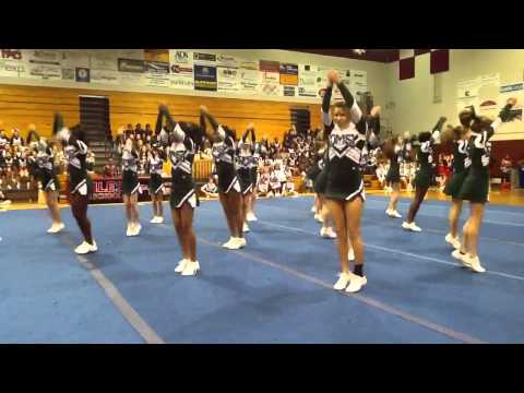 2013 Cheer Showcase - Deerlake Middle School - Tallahassee,FL