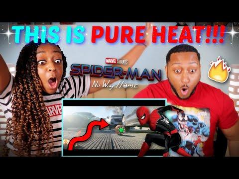 """SPIDER-MAN: NO WAY HOME"" Official Teaser Trailer REACTION!!!"