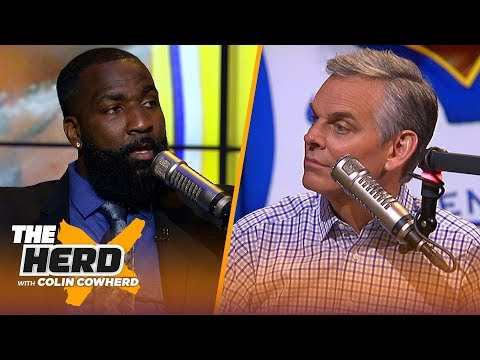 KD 'could flourish' with the Clippers, says Kawhi & Giannis look fatigued — Perkins | NBA | THE HERD