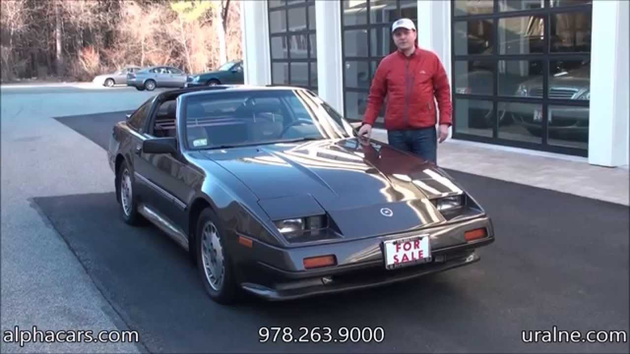 1986 Nissan 300zx Turbo Detailed Overview Alphacars Youtube