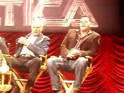 BSG's Michael Hogan and Aaron Douglas on being Cylons