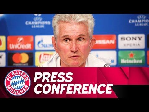 LIVE 🔴 | FC Bayern Pressekonferenz mit Heynckes & Boateng vor Real Madrid | #FCBRMA