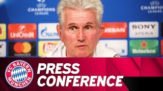 FC Bayern Press Conference w/ Boateng & Heynckes ahead of Real Madrid | #FCBRMA | ReLive