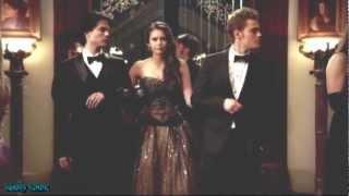 Damon & Elena & Stefan - One Two Three