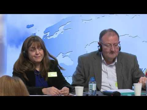 ECML conference: panel on addressing national challenges at European level