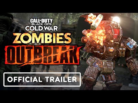Call of Duty: Black Ops Cold War Season 2- Official Zombies Outbreak Trailer