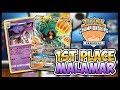 1st Place Regional Marshadow GX / Malamar - Pokemon TCG Online Gameplay