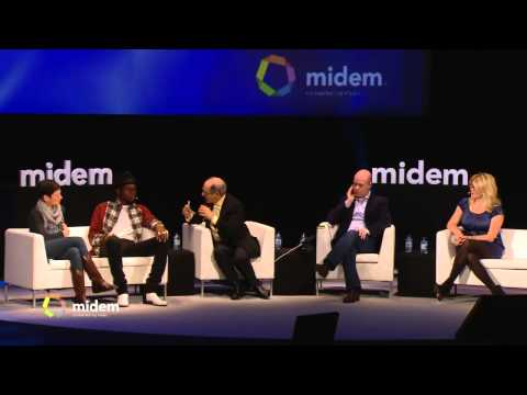 Tech & Brands debate, with Theophilus London & Nokia - Midem Visionary Monday 2013