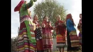 Свадебный обряд села Вешаловка Липецкой области