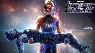 Avengers 4: Endgame Official Trailer #2 - Super Bowl 2019 Release Update