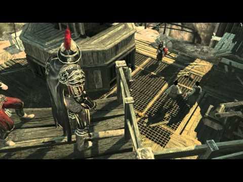 Assassin's Creed: Brotherhood - Walkthrough - Secret Location - Aqueduct [HD]  