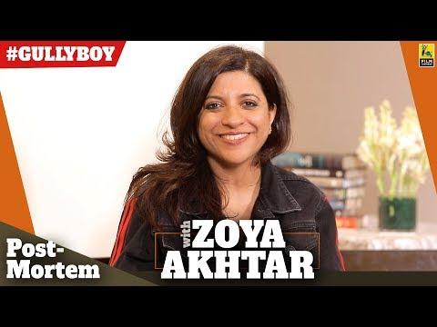 Zoya Akhtar | Gully Boy Postmortem | Anupama Chopra | Spoilers Ahead