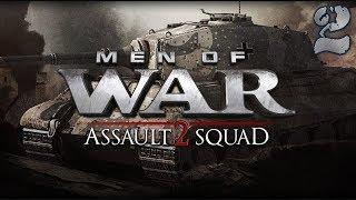 Men of War: Assault Squad 2 - USA- Las Hurtgen cz.2/2 (Endless Realism, Gameplay PL, Let's Play)
