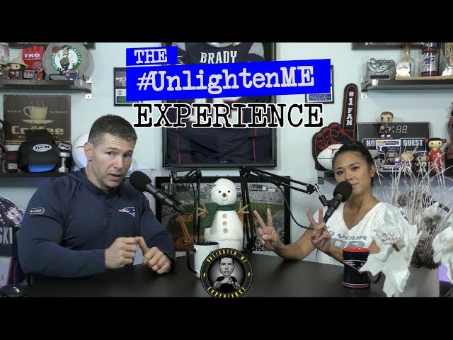 #UME 066 - #UnlightenMe Experience - #KareemHunt the NFL and LIFE!