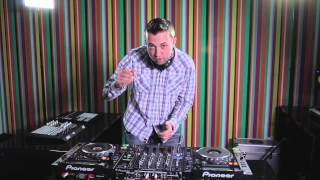 DJ tip 1: Using CDJs on a +/- 6 % range - DJ Expo 2013