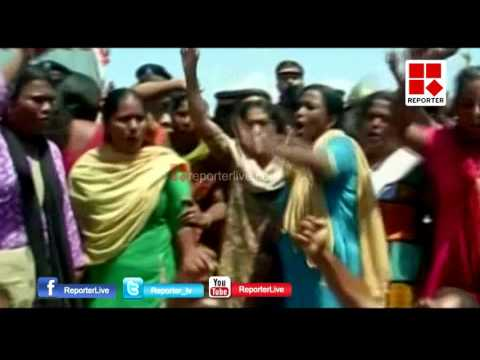 Protest against IOC Plant in Puthuvypin; Police cruelty at protesters