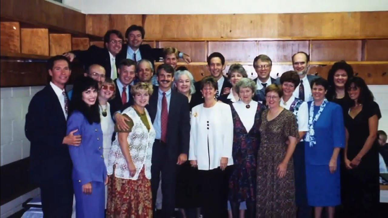 Церковь Христа в Бостоне празднует 40-летие миссии
