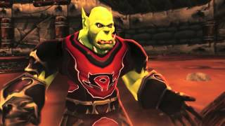Garrosh [World of Warcraft parody of Gaston from Beauty and the Beast]
