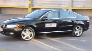 Volvo S80 im Auto.At Test
