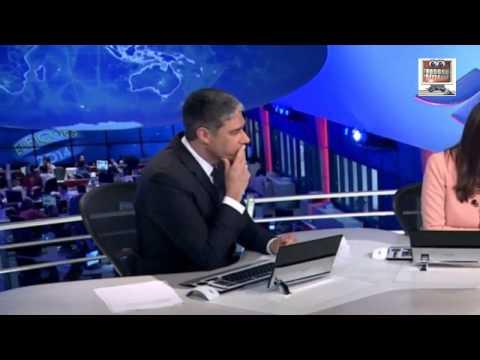 Pastor Everaldo Solta um Peido no Meio da Entrevista do Jornal Nacional