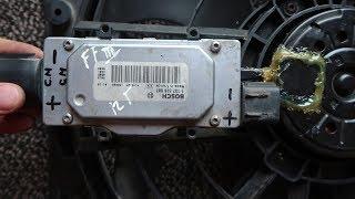 Реле электро вентилятора от Форд фокус  на Бмв е46,е39,е53