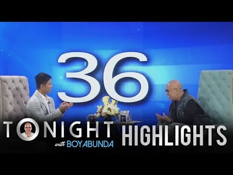 TWBA: RK Bagatsing reveals 5 things about...