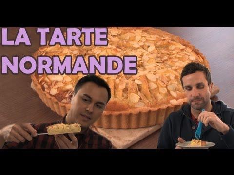 hervé-cuisine-chez-vous...-une-tarte-aux-pommes-normande