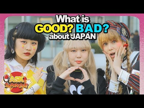Download Youtube: What do Japanese LOVE / HATE about Japan? Ask Bunka College girls and boys about their opinion.
