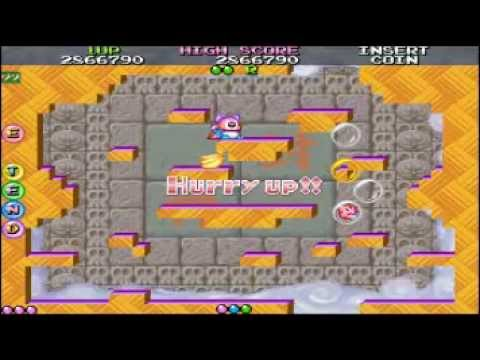 Bubble Symphony/Bubble Bobble II - 1cc with no codes used (2 of 3)