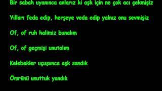 Yusuf Güney - Bunalım Sözleri (Lyrics)