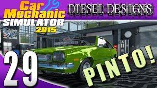 Car Mechanic Simulator 2015: EP29: Salem Flamo/ Ford Pinto! (60FPS)