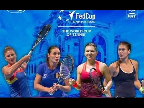 | FED CUP : Romania - Marea Britanie 3-1 |