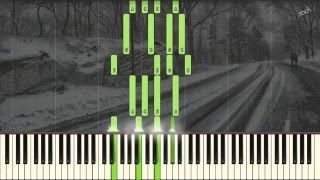 Coventry Carol [HD real piano]