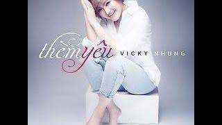[Lyrics - Kara] Thèm yêu - Vicky Nhung