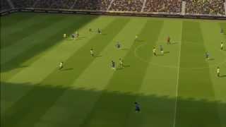 brazil vs colombia cuartos de final fifa word cup pes 2014