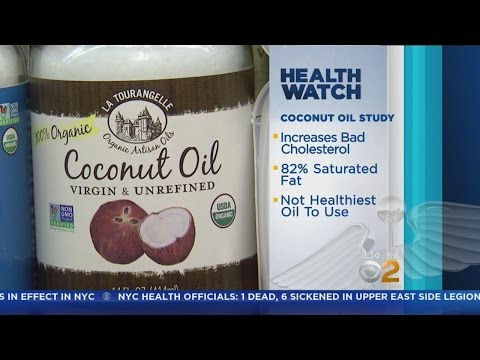American Heart Association Says Coconut Oil Isn't Good For You