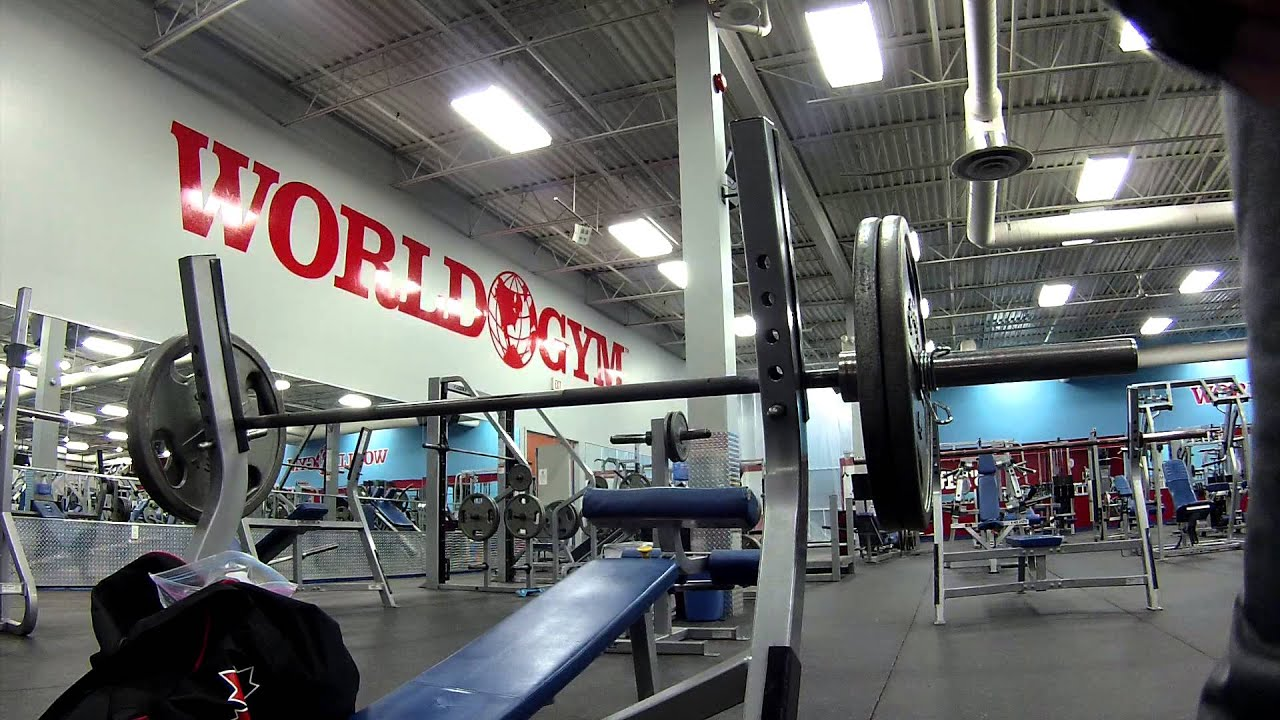 World Record Bench Press Record For Reps 225 Pounds For 82 Reps