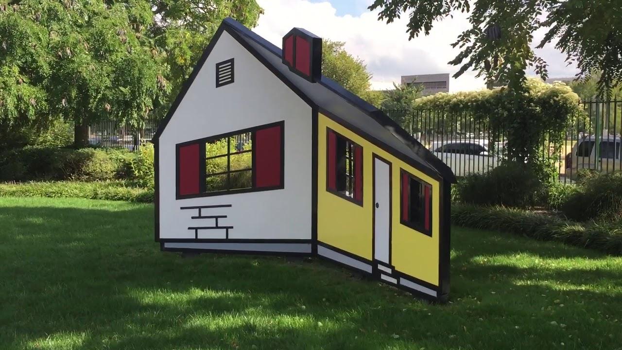 House I by Roy Lichtenstein - YouTube