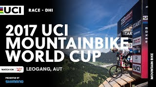 2017 UCI Mountain bike World Cup presented by Shimano - Leogang (AUT)