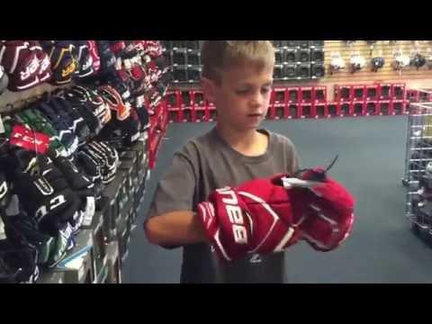 Kids Hockey- Buying New Skates And Equipment