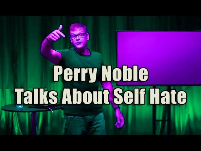 F4F | Perry Noble Talks About Self Hate