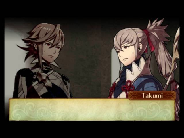Male Corrin & Takumi S Support