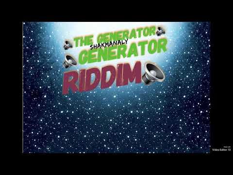 The Generator EP - Generator Riddim -