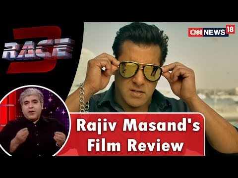 Race 3 Movie Review by Rajeev Masand | CNN...