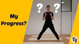 My Middle Splits Progress | 20 Months of Regular Stretching