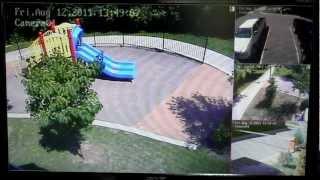 HD IP Security Cameras Installed in Condo Complex - Security Cameras - CCTV Systems