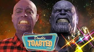 MARVEL STUDIOS' AVENGERS INFINITY WAR MOVIE REVIEW